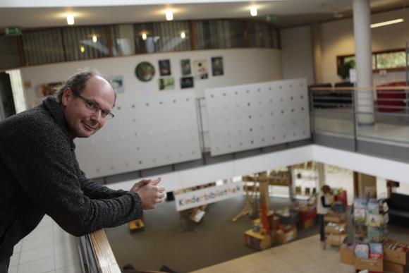 Andreas Gebauer (Foto von Ilker Maga)